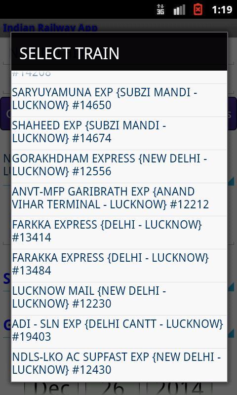 Indian Railway 2 تصوير الشاشة