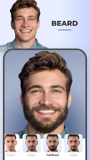 FaceApp: Easy Selfie Editor, Beauty & Video screenshot 5