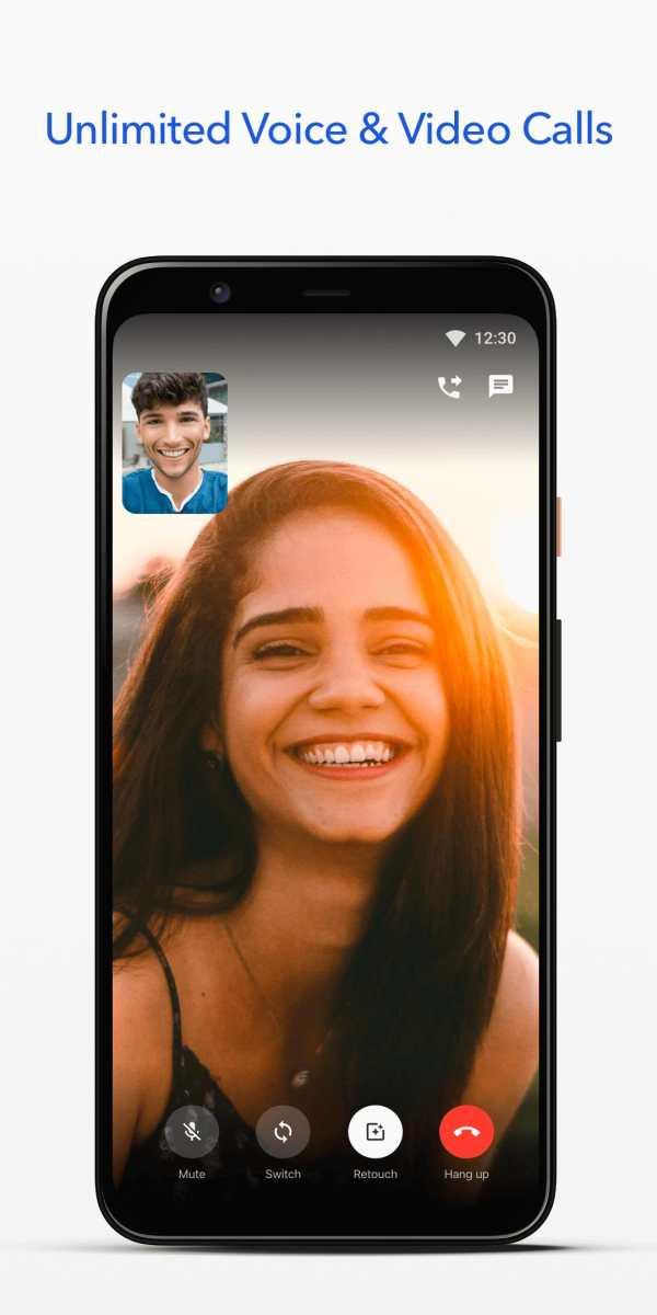 ToTok - Free HD Video Calls & Voice Chats screenshot 1