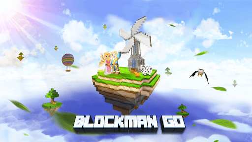 Blockman Go screenshot 4