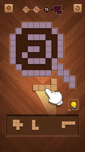 Jigsaw Wood Block Puzzle screenshot 5