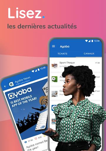 Ayoba screenshot 4