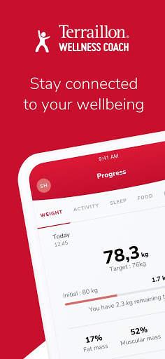 Wellness Coach - MyHealth screenshot 1