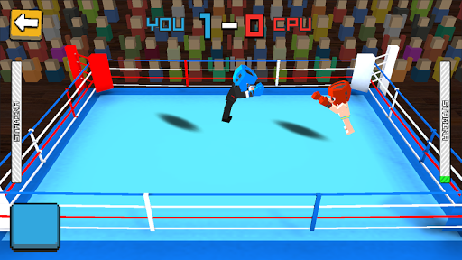 Cubic Boxing 3D 4 تصوير الشاشة