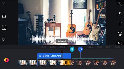 Film Maker Pro – Видеоредактор, фото и Эффекты скриншот 6
