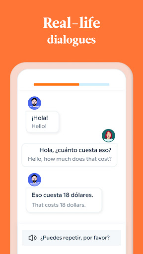 Babbel - Learn Languages - Spanish, French & More 4 تصوير الشاشة