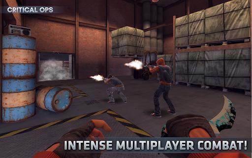 Critical Ops: Multiplayer FPS screenshot 24