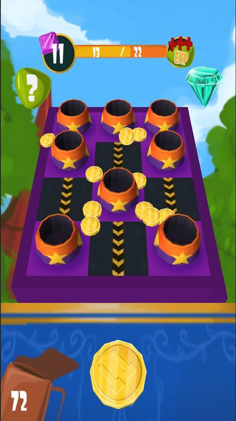 Token Toss screenshot 1