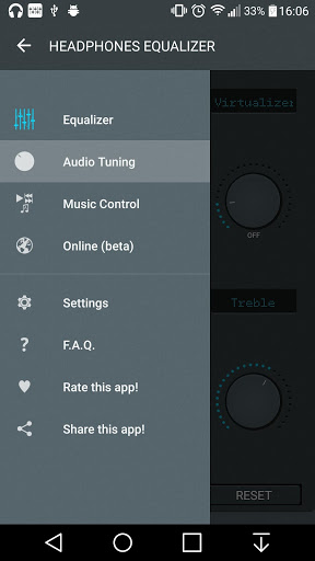 Headphones Equalizer - Music & Bass Enhancer 4 تصوير الشاشة