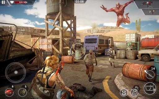 Left to Survive: Apocalypse & Dead Zombie Shooter screenshot 9