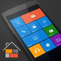 Win 10 Launcher on 9Apps