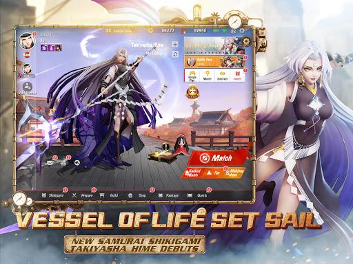 Onmyoji Arena screenshot 10