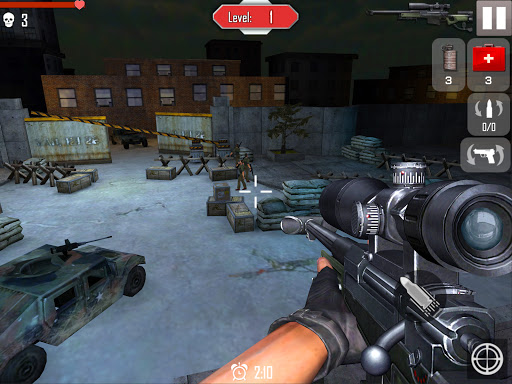 Sniper Killer 3D: Shooting Wars screenshot 7
