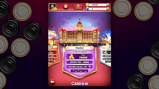 Carrom Friends : Carrom Board & Pool Game 8 تصوير الشاشة
