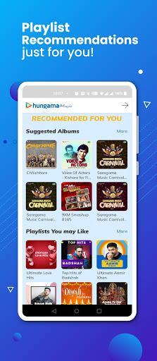 Hungama Music - Stream & Download MP3 Songs screenshot 2
