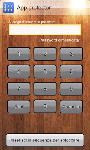 App protector screenshot 4