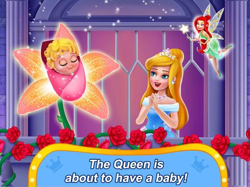 الحلو طفلة الأميرة السحرية 4 تصوير الشاشة