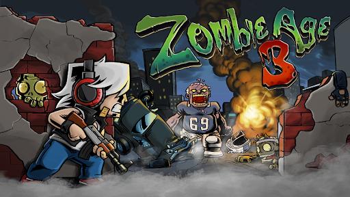 Zombie Age 3 Premium: Rules of Survival screenshot 1