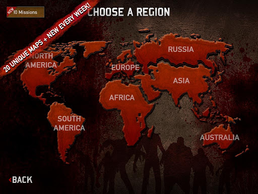 SAS: Zombie Assault 3 6 تصوير الشاشة