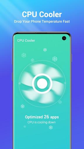 معزز واحد -مكافحة الفيروسات ،معزز، تنظيف الهاتف 4 تصوير الشاشة