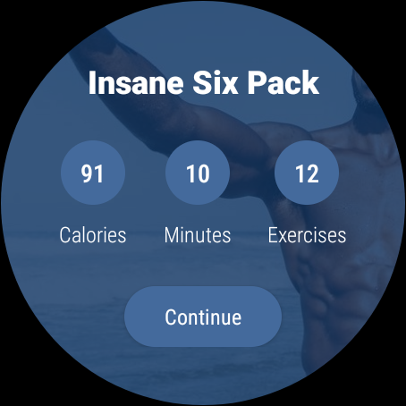 Fitify: Workout Routines & Training Plans screenshot 20