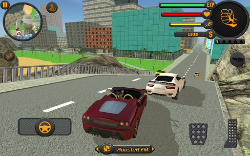 Rope Hero 3 screenshot 2