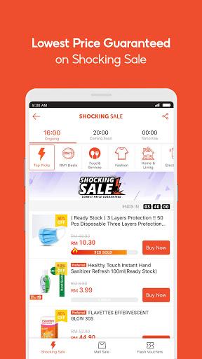 Shopee #1 Online Platform 2 تصوير الشاشة