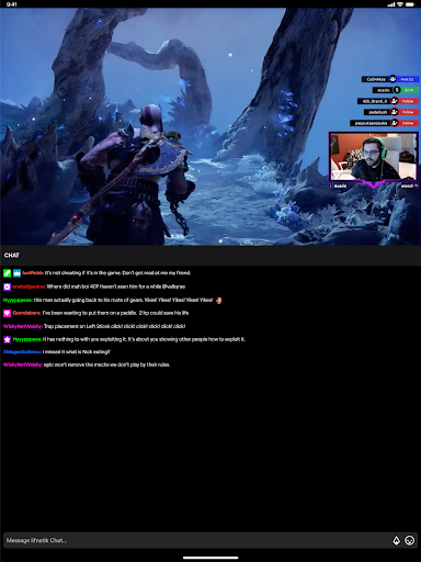 Twitch: Livestream Multiplayer Games & Esports screenshot 8