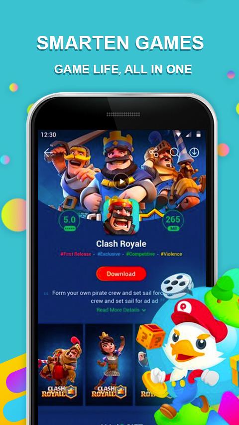 APKTom - Smart App Store 2021 screenshot 1