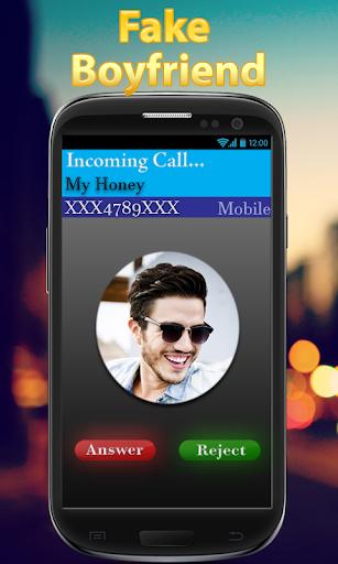 Fake boyfriend is calling - Prank 2 تصوير الشاشة