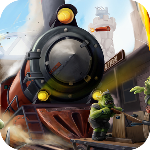 Train Tower Defense icon