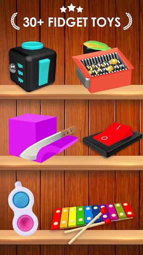 Fidget Toys 3D - Fidget Cube, AntiStress & Calm screenshot 1