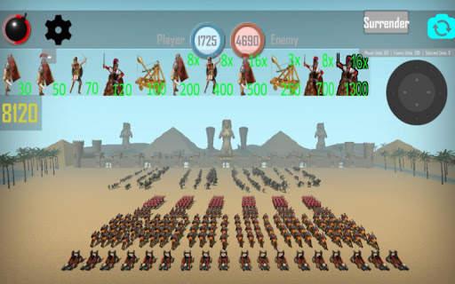 إمبراطورية الرومانية بعثة مصر screenshot 5
