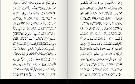Quran for Android screenshot 9