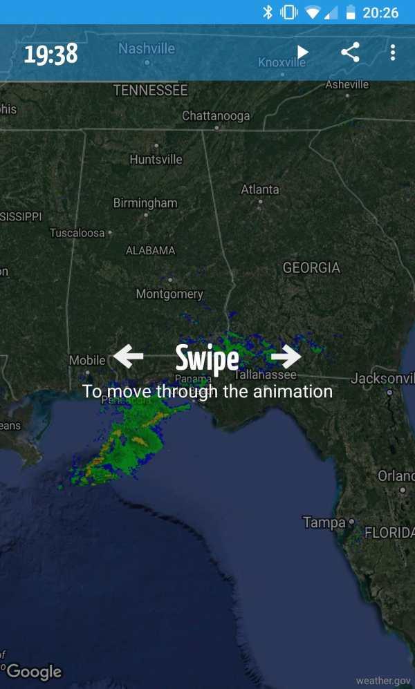 Rainy Days Rain Radar screenshot 2