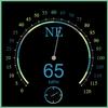 Regency Compass GPS & Speedometer Street View أيقونة