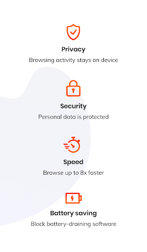 Brave Private Browser: Fast, secure web browser 7 تصوير الشاشة