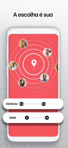 JAUMO Dating Chat – Bate-papo. Paquera. Namoro screenshot 5