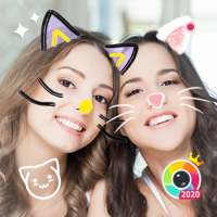 Sweet Snap - Beauty Selfie Camera & Face Filter أيقونة