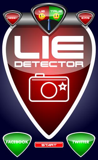 Lie Detector Face Test Simulator Prank screenshot 3
