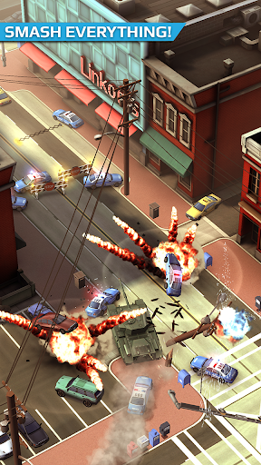 Smash Bandits Racing screenshot 11