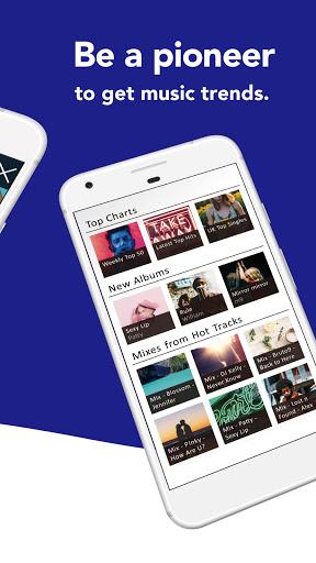 Free Music MP3 Player (Download LITE) 2 تصوير الشاشة