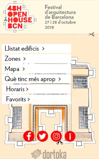 48H Open House BCN 2018 screenshot 1
