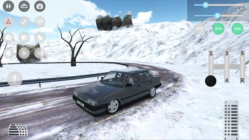 Car Parking and Driving Simulator 3 تصوير الشاشة