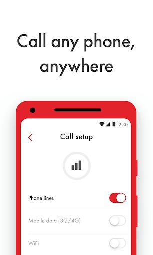 تطبيق Rebtel: مكالمات دولية رخيصة 5 تصوير الشاشة
