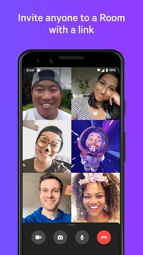 Messenger - مراسلات نصية ومكالمات فيديو بالمجان 4 تصوير الشاشة
