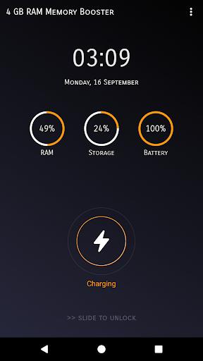 4 GB RAM Memory Booster - Cleaner screenshot 7