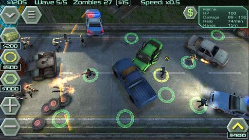 Zombie Defense 2 تصوير الشاشة