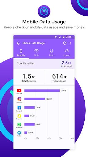 Check Data Usage - Monitor Internet Data Usage screenshot 2