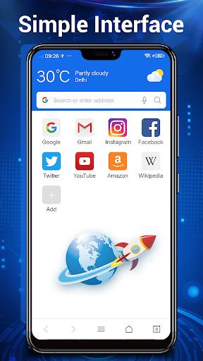 Web-Browser screenshot 2